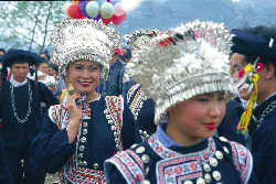 Silver Ornaments of the <b>Miao Ethnic</b> Group