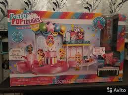 Новый <b>набор Party</b> Popteenies (<b>Spin Master</b>) купить в ...