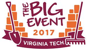 exec team the big event at virginia tech the big event logo
