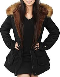 Faux Fur - Coats / Coats, Jackets & Gilets: Clothing - Amazon.co.uk