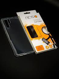 Силиконовый <b>чехол NEYPO для Huawei</b> P30 Pro (прозрачный ...