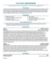 customer service  cashier resume example  the whole foods market    xxxx x  restaurant and food service
