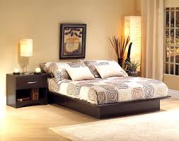 contoh Desain Interior Ruang Tidur Minimalis murah elegan nyaman