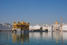 the langar kitchens of the sikhs special information geography the golden temple of amritsar is situated amid the holy sea of amrita sagar