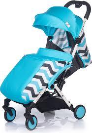 <b>Коляска прогулочная BabyHit Amber</b> Plus, цвет: светло-голубой