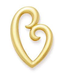 <b>James</b> Avery 14K <b>Gold Mother's</b> Love Pendant | Dillard's