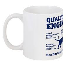Кружка Quality German Engineering #1731346 в Москве – купить ...