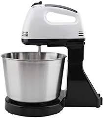 QWQ Hand Mixers, <b>7 Speed Control Hand</b> Mini Mixer Food Blender ...