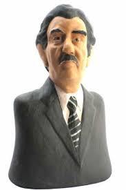 "Rachel Mason, ""Saddam Hussein"" Ambassadors Figurine; ""Deng Xioapeng"" Ambassadors Figurine - 2008-02-22-4"