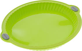 "<b>Форма для выпечки Oursson</b> ""Пирог"", цвет: зеленое яблоко ..."
