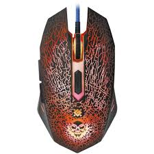 Проводная игровая <b>мышь Defender Shock GM-110L</b> оптика ...