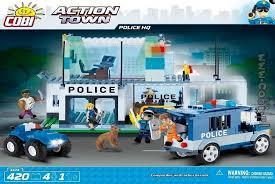 <b>Конструктор COBI Police HQ</b> - купить в интернет-магазине ...