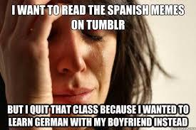 Memes Spanish Tumblr - memes espanol tumblr and memes spanish ... via Relatably.com