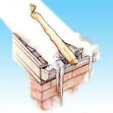 fast fixes for ice dams deice it boxed ice office exterior