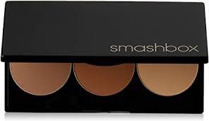 <b>Smashbox</b> Step By Step <b>Contour</b> Kit with Light/Medium <b>Brush</b> ...