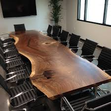 wood slab dining table beautiful: full size of tables beautiful custom conference tables salvaged wood tabletop walnut finish live edge
