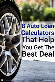 auto loan calculator 8 best calculators for car finance are you shopping around for a new or used car not sure if you should