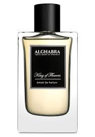 <b>King Of Flowers</b> Extrait de Parfum by <b>Alghabra</b> Parfums   Luckyscent