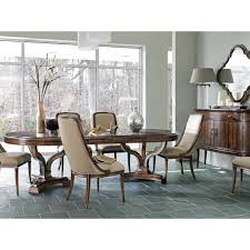 Stanley Furniture Dining Room Contemporary Dining Table Stanley Furniture Complements Interiors