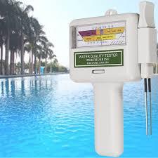 <b>1</b> шт. <b>PC</b>-101 PH CL2 Хлор качество воды тест er <b>портативный</b> ...