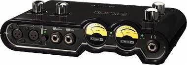 Купить USB <b>аудио интерфейс</b> LINE 6 POD STUDIO UX2 с ...