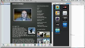 iphoto iweb creating a portfolio iphoto iweb creating a portfolio