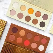 <b>Zoeva Blanc Fusion</b> and Caramel Melange <b>Eyeshadow</b> Palettes
