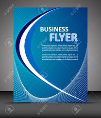 professional business flyer template or corporate banner royalty professional business flyer template or corporate banner stock vector 29655698