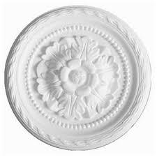 <b>розетка потолочная МартинПласт Ирина</b> D 290 мм белая, арт ...