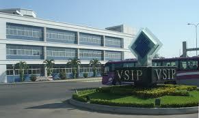 Kết quả hình ảnh cho hình ảnh khu công nghiệp việt nam singapore 2