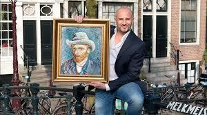 3D <b>Printing</b> a New Twist on Famous <b>Van Gogh</b> Painting | All3DP