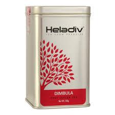 <b>Чай HELADIV</b> DIMBULA <b>TEA черный</b> листовой, 100g — купить в ...