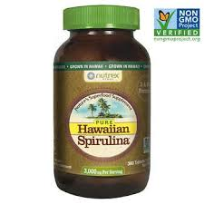 <b>Pure Hawaiian Spirulina</b> 3000 mg., 360 Tablets