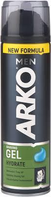 <b>Гель для бритья</b> ARKO <b>Hydrate</b> зеленый – купить в сети ...