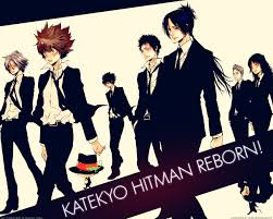 Resultado de imagen de katekyo hitman reborn