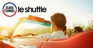 Met de auto naar Engeland - Eurotunnel Le Shuttle