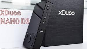 <b>XDuoo NANO D3</b> - мощный HiFi аудиоплеер на RockChip ...