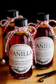 Vanilla Extract Recipe - How to Make Vanilla Extract ...
