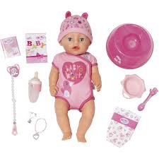 <b>Кукла Zapf Creation Baby</b> Born Интерактивная 43 см
