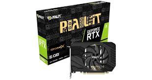 <b>Palit NE62060018J9-161F</b> graphics card GeForce RTX 2060 6 GB ...