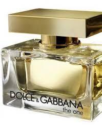 Dolce & Gabbana <b>Dolce and Gabbana The One</b> Vanilla-fruity-white ...