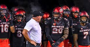 Several UNLV football games to be live-streamed this season