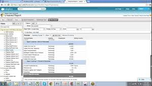 working reports in sforce tabular summary matrix working reports in sforce tabular summary matrix formats of reports