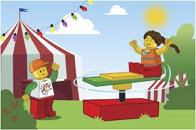Карусель - Простые механизмы - <b>LEGO</b> Education