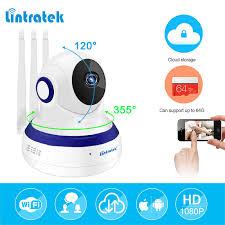 Lintratek <b>hd 1080P IP</b> Camera <b>Wifi Mini</b> CCTV Video Surveillance ...