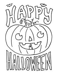 Small Picture Childrens Halloween Coloring Pages Coloring Pages