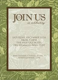 Image result for formal invitations pictures