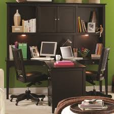 office furniture women black laminated wooden working desk decor with white oak hutches most visited images bestar office furniture innovative ideas furniture