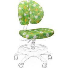 Купить <b>Чехол Mealux Z</b> зеленый с кольцами для кресел Duo-Kid ...