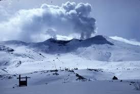 「1988年 - 北海道の十勝岳が噴火」の画像検索結果